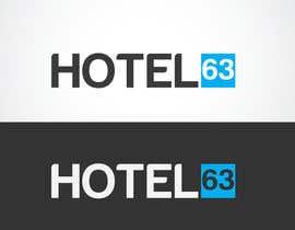 #38 para Hotel Logo por wahed14