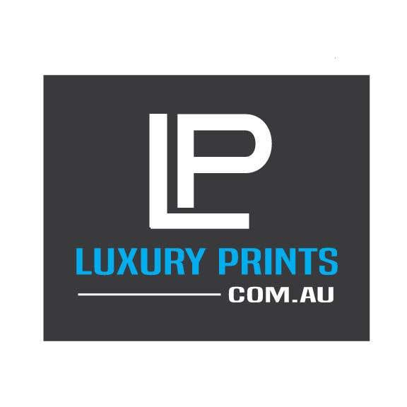 Inscrição nº 177 do Concurso para Luxury Prints Logo Design