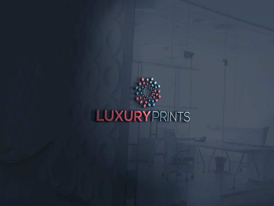 Inscrição nº 170 do Concurso para Luxury Prints Logo Design
