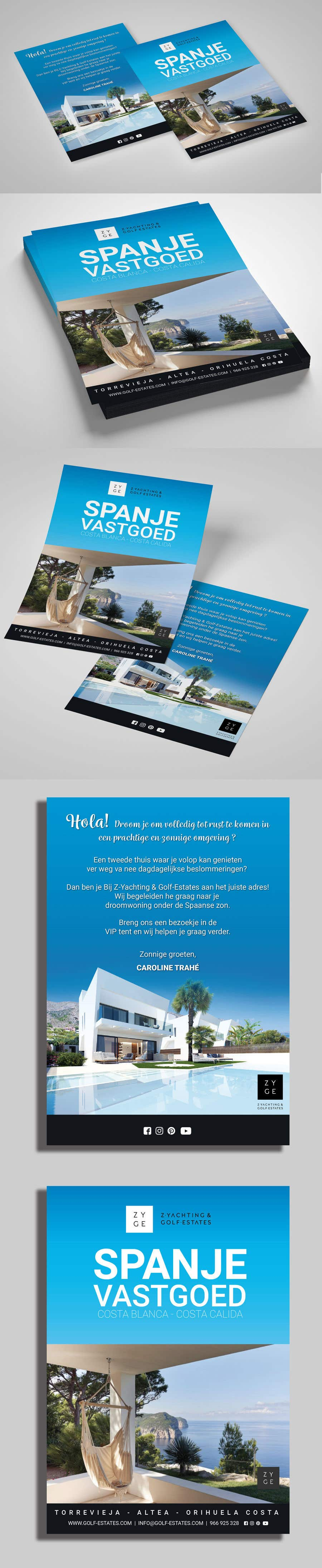 Bài tham dự cuộc thi #11 cho Design a flyer A 5