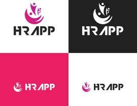 #234 for Logo for HRAPP by charisagse
