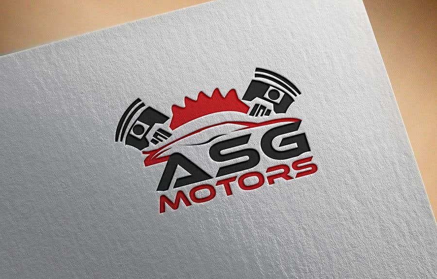 Bài tham dự cuộc thi #26 cho Auto Repair Shop Business Logo and Banner for Facebook and Business Cards.