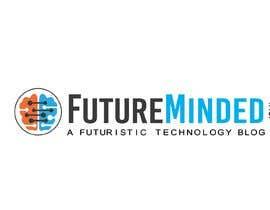 shakz07 tarafından FutureMinded - Futuristic Tech Blog Logo Design için no 49