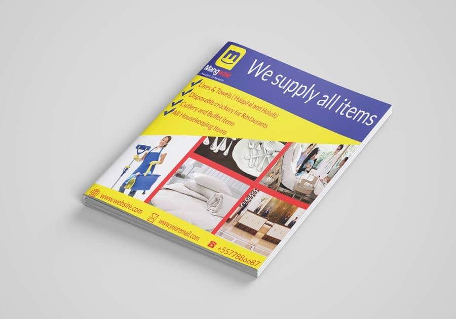 Kilpailutyö #26 kilpailussa Front Page of Brochure Deisgning