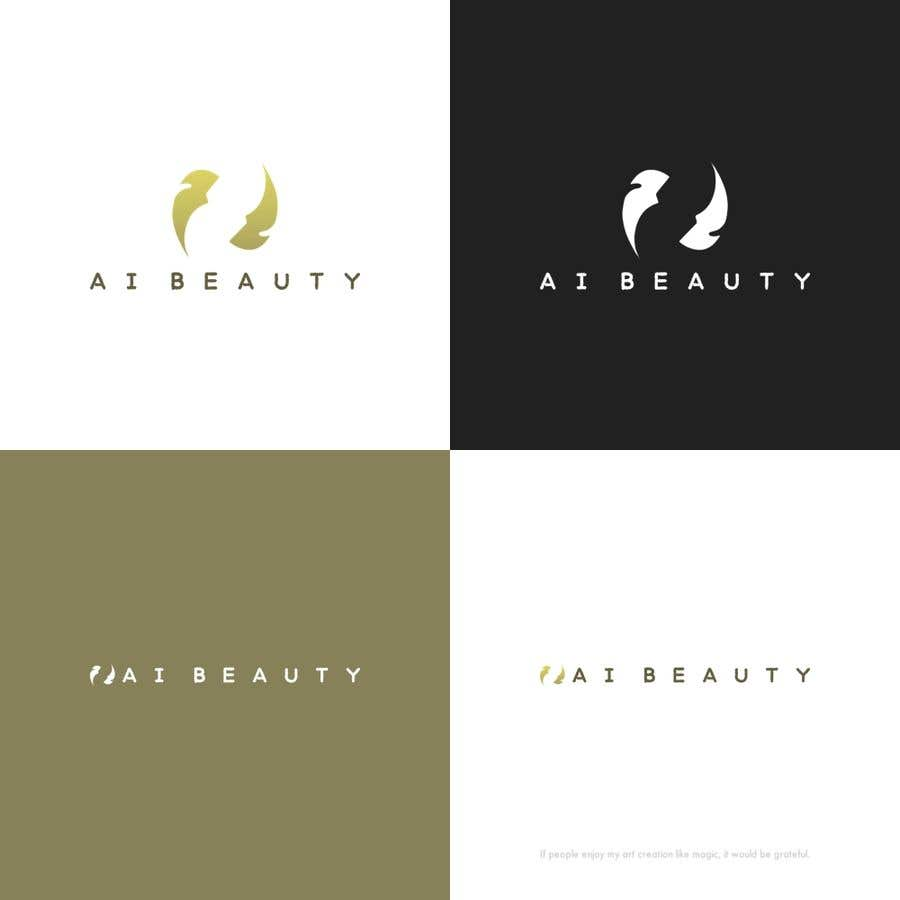 Kilpailutyö #61 kilpailussa Business name is Ai Beauty. I will be providing service for lash extensions, facials, laser removal.