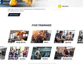 Nro 69 kilpailuun Redesign home page website käyttäjältä greenarrowinfo