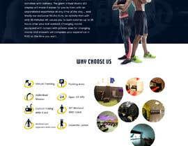 Nro 71 kilpailuun Redesign home page website käyttäjältä greenarrowinfo