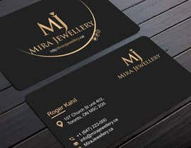 #39 for business card design by durjoykumar0904
