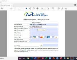 #13 для Redesign a Credit Card Auth Form от rkdesi