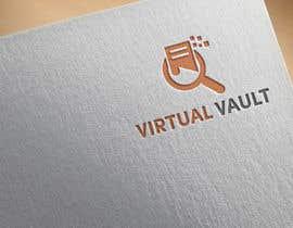 Nro 66 kilpailuun Logo Design - Virtual Vault käyttäjältä amdadul2