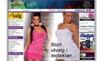 Graphic Design Konkurrenceindlæg #31 for New header Image design for web shop.