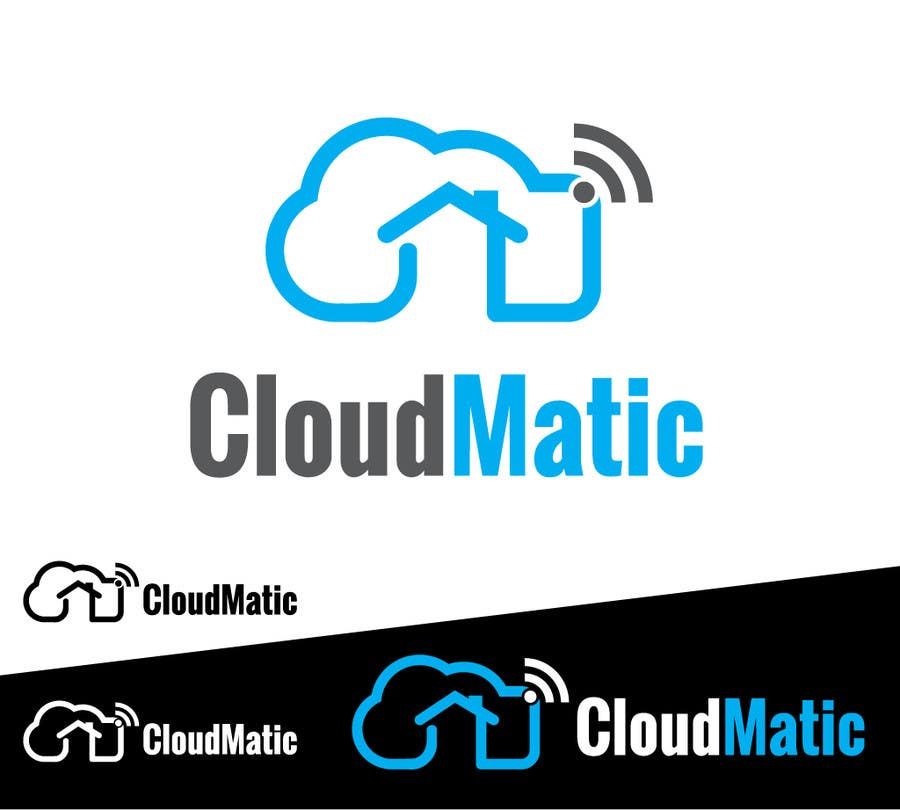 Inscrição nº 29 do Concurso para Logo Design for CloudMatic