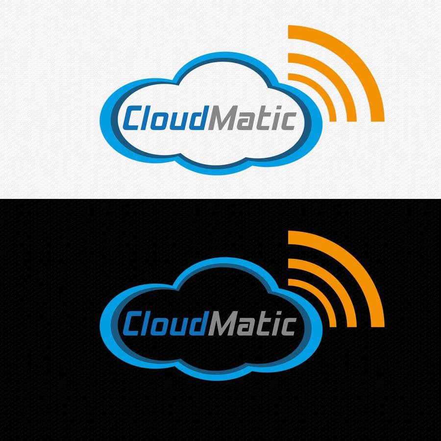Proposition n°                                        59                                      du concours                                         Logo Design for CloudMatic