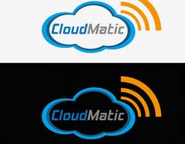nº 59 pour Logo Design for CloudMatic par RONo0dle
