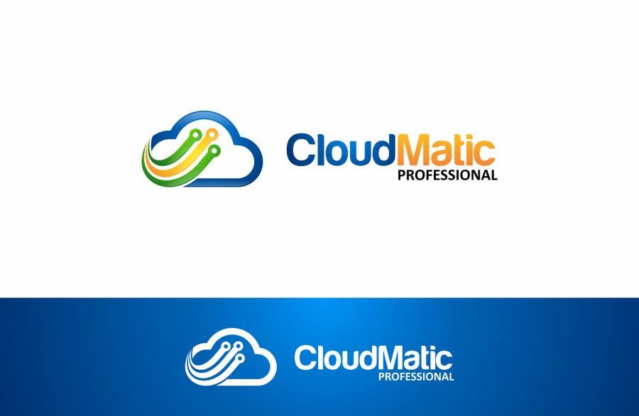Proposition n°                                        32                                      du concours                                         Logo Design for CloudMatic