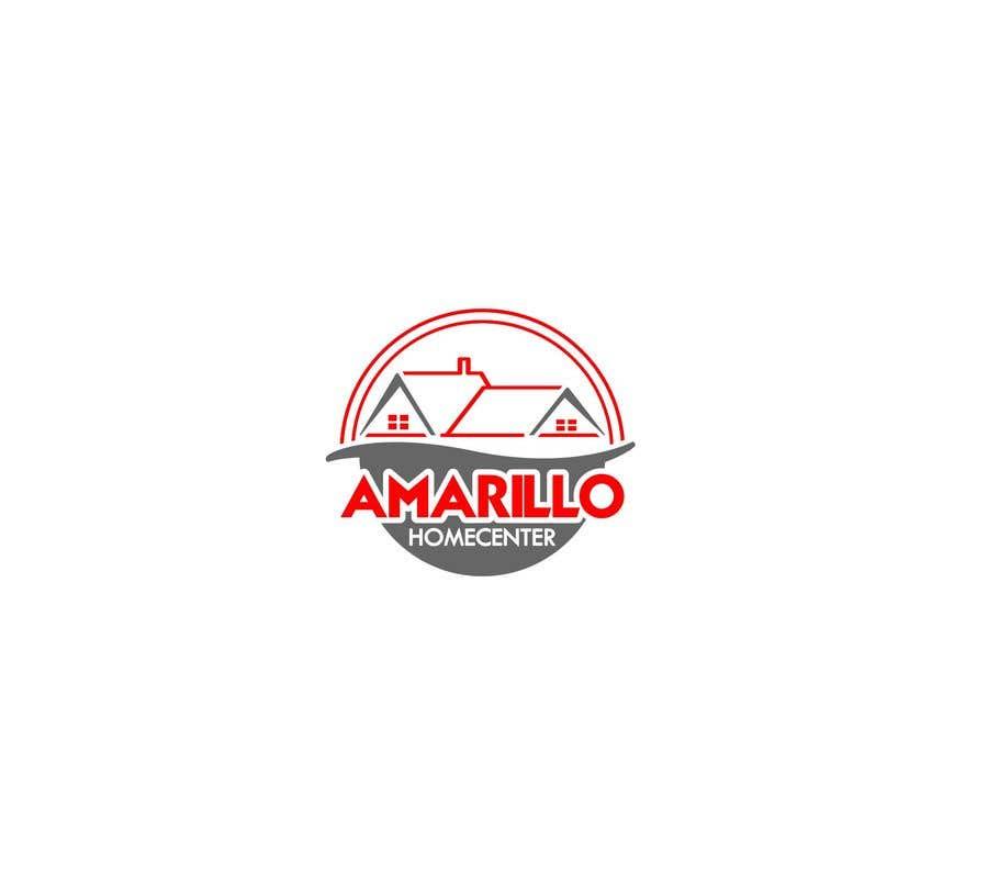 Kilpailutyö #111 kilpailussa Logo Design for Amarillo Home Center