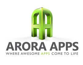 nº 25 pour Logo Design for Arora Apps par mikeoug