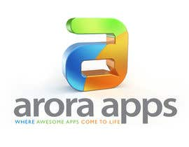 nº 44 pour Logo Design for Arora Apps par mikeoug