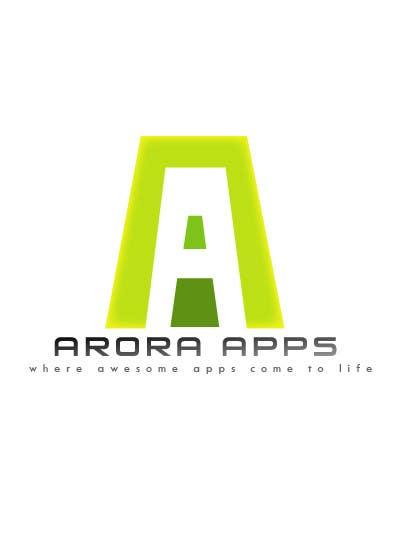 Inscrição nº                                         14                                      do Concurso para                                         Logo Design for Arora Apps