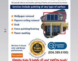 #16 untuk Creative and eye catching ad copy for woman owned painting company oleh aatir2
