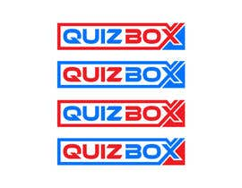 #37 for Need a logo for QuizBox by nilufab1985
