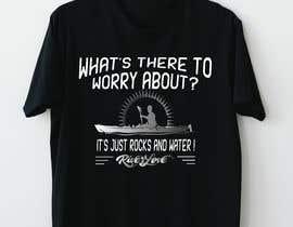 #70 untuk Whitewater style t-shirt design oleh Sha7en