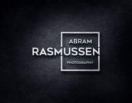 #430 untuk Design a logo (Abram Rasmussen Photography) oleh anubegum