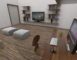 #33 untuk Design a prospectus of a living room oleh KuboScerbak