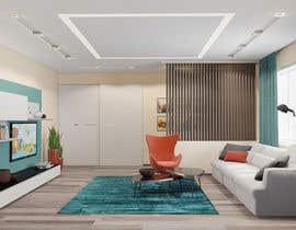 #26 untuk Design a prospectus of a living room oleh vitalysyurin