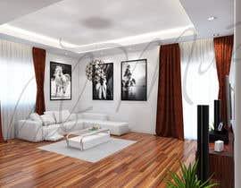 #22 untuk Design a prospectus of a living room oleh alexhoba