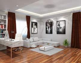 #32 untuk Design a prospectus of a living room oleh alexhoba