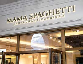 "Nro 12 kilpailuun Make me a logo for ""Mama Spaghetti"" Restaurant/Cafe/Bar käyttäjältä mahfoozrah20"