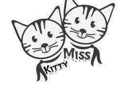 """Nro 101 kilpailuun I need a logo created for my brand call """" Miss Kitty is Crazy"""". käyttäjältä wwwariful514"""