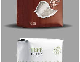 #53 cho Packaging for Teff flour. bởi ARTworker00