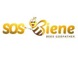 #554 untuk LOGO tender SOS Bee - donate club oleh amitkumar9090