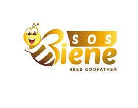 #555 for LOGO tender SOS Bee - donate club by amitkumar9090