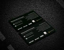 #197 for Design a premium looking and attractive personal business card by tonmoy6