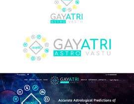 #97 para Design a logo for Gayatri Astro Vastu por kmsinfotech