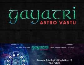 #98 para Design a logo for Gayatri Astro Vastu por kmsinfotech
