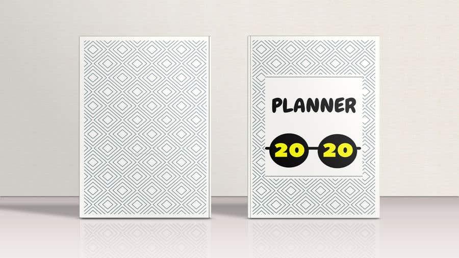 Inscrição nº 232 do Concurso para Planner Cover Contest (FIRST ONE)