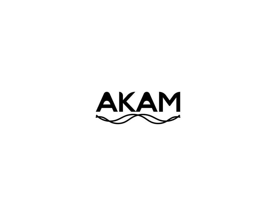 Konkurrenceindlæg #84 for AKAM Logo