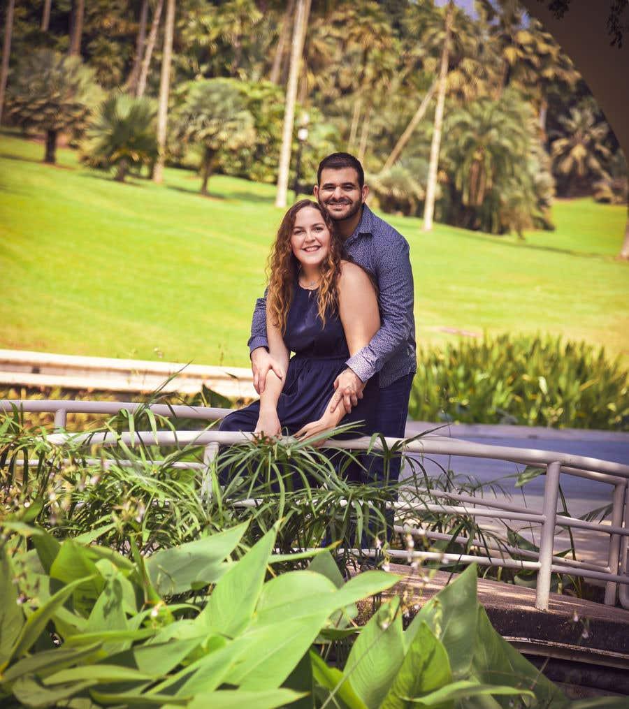 Inscrição nº 117 do Concurso para Couple pre-wedding photos retoucher