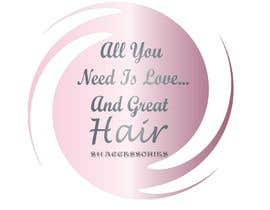 #31 for Please design a logo with the slogan at top 'All you need is love & great hair' with the brand 'SH Accessories' as the footer of the logo. Please take the time to view the attachment. It needs to simple, easy to read but elegant. by darshna19