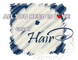 #36 cho Please design a logo with the slogan at top 'All you need is love & great hair' with the brand 'SH Accessories' as the footer of the logo. Please take the time to view the attachment. It needs to simple, easy to read but elegant. bởi artbogz