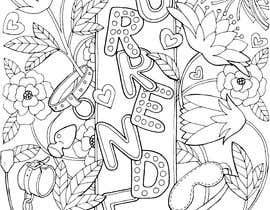 nº 18 pour Draw Illustrate a Coloring Page par soethearts