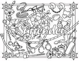 #20 untuk Draw Illustrate a Coloring Page oleh crossforth
