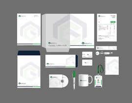 Nro 34 kilpailuun Design branded stationary - 19/07/2019 03:54 EDT käyttäjältä logosuit