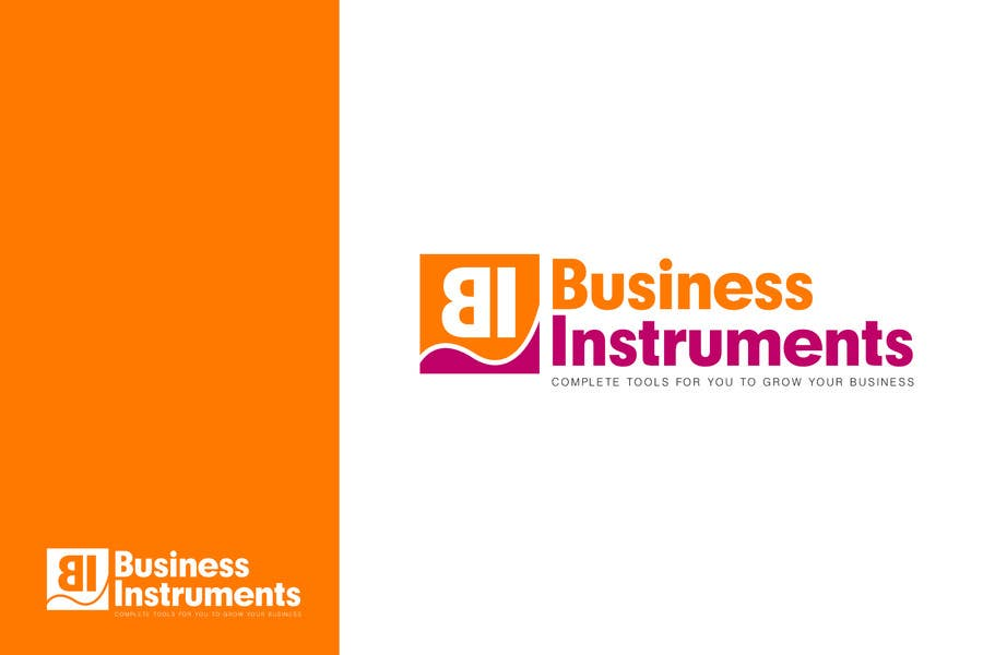 Penyertaan Peraduan #87 untuk Logo Design for Business Instruments