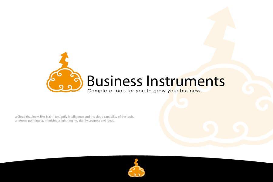 Penyertaan Peraduan #142 untuk Logo Design for Business Instruments