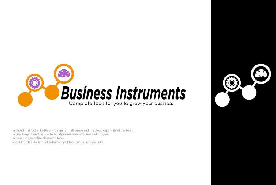 Penyertaan Peraduan #143 untuk Logo Design for Business Instruments
